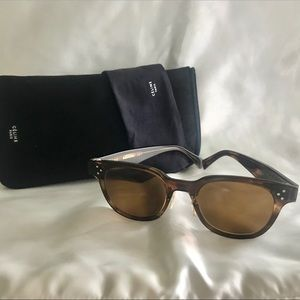 4cc6b3eb457f Celine Accessories - Celine Ellie Sunglasses Brand New Authentic
